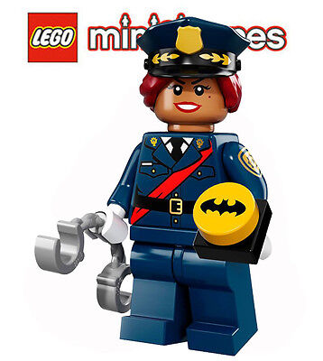LEGO Minifigures   71017 The LEGO Batman Movie –  Barbara Gordon 06