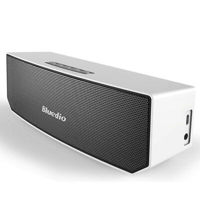 Bluedio BS-3 Bluetooth4.1 Wireless Speaker 3D Stereo Soundbar for IOS/Android/PC