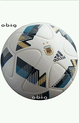 Adidas Argentum ( Afa ) Fifa Approved Official Match Ball Size 5