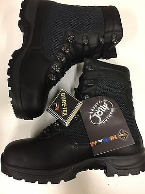 NEW Jolly GoreTex® Safety Boots Steel Toe Caps UK 10