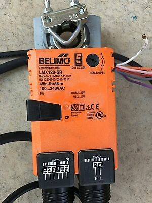 Belimo LMX120-SR Actuator   Ships on the Same Day of the Purchase USPS Priority
