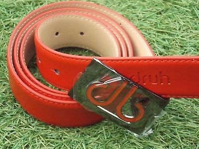 SALE - Druh Players Collection Belt | One Size | 30-41"