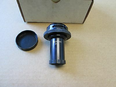 Deltronic Optical Comparator Lens, 20 X  Magnification, Excellent Condition