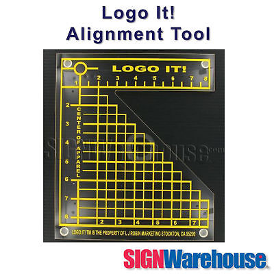 Logo It! Alignment Tool