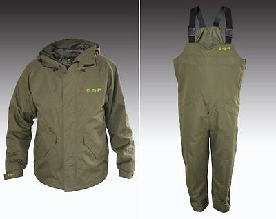 ESP Carpgear Super Grade Jacket & Salopettes Suit, XXXL, 2016 design, BRAND NEW!