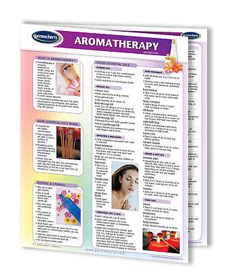 Aromatherapy Quick Reference Guide - Essential Oils Guide
