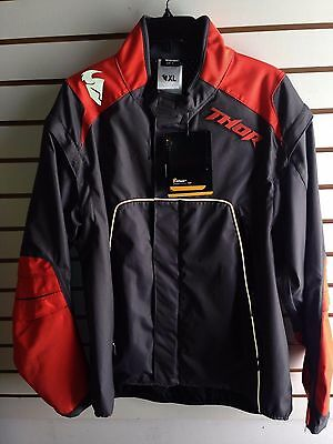 Thor Range Jacket Mens Extra Large Size XL Off-Road Motocross Waterproof