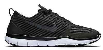 New NIKE Free Trainer Versatility Men's Running Shoes black