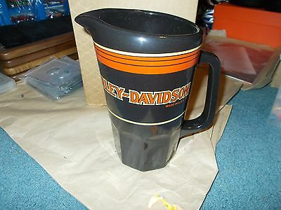1987 Harley Davidson Pitcher Mint In Box