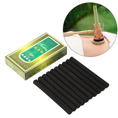 New Chinese Traditional Moxa Roll Stick Moxibustion Relieve Pain Therapy Stick