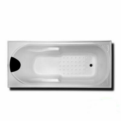 1320/1530/1650/1800*810*505mm LOCAL MADE Bath Acrylic Square Bath Tub drop i