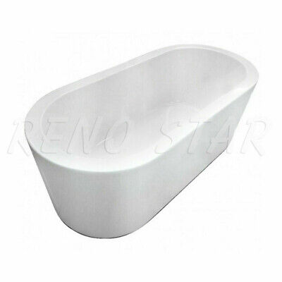 NEW Bathroom OVAL Big Foot Freestanding Bath Tub with Two size Available