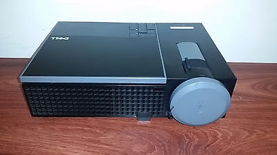 Dell 1610HD DLP Projector - 150 Lamp Hours / No Remote / Great Working Condition