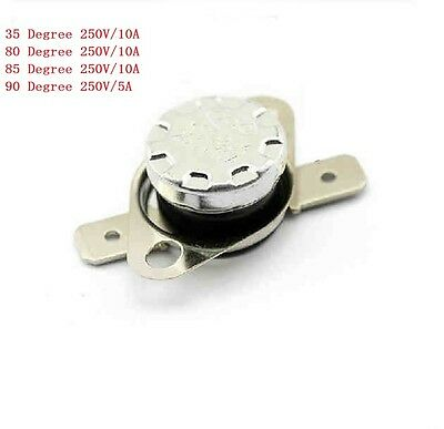 KSD301/302 Thermostat Thermal Temperature Control Switch 5A 10A / 250V Kits New!