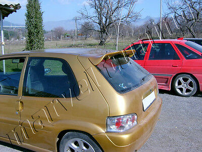 Rear Roof Spoiler Citroen Saxo 96-03