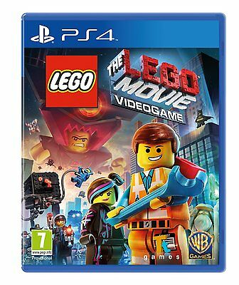 The LEGO Movie Videogame - PS4 PlayStation 4 Game