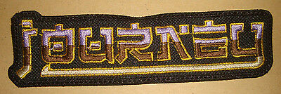 JOURNEY - LOGO Embroidered PATCH