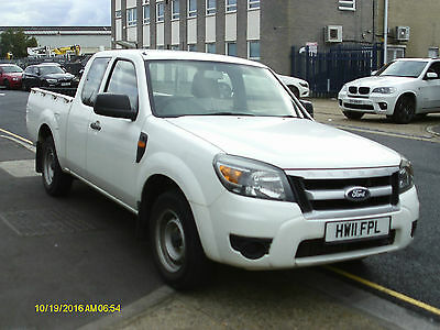 Ford Ranger 2011 Super Cab 4X2 Only Done 17000 Miles(Collection Only)