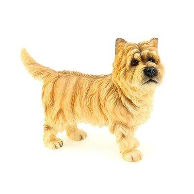 Best Breed Dog Cairn Terrier Standing Figure Ornament/Gift Boxed