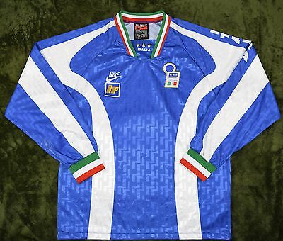 1996 Italy training_top shirt - Size XL