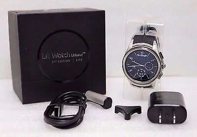 LG Watch Urbane 2nd 2016 Edition 4G LTE AT&T (GSM UNLOCKED) Smartwatch | W200A