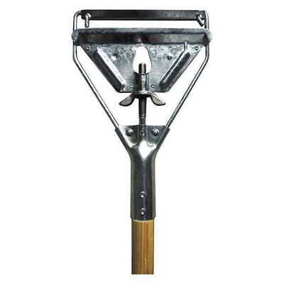 "ZORO G4151351 Metal Mop,60"",Quick Change Wood Handle G4151351"