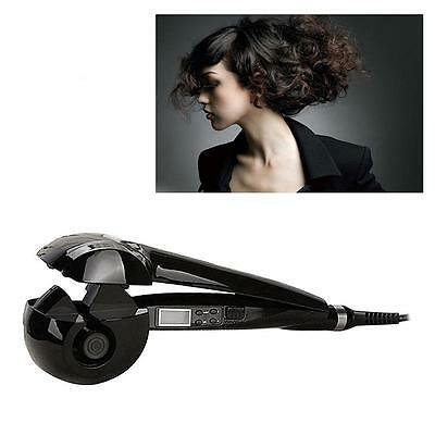 LCD Automatic Hair Curler Curling Iron Curl for Roller perfect Styling Fashion