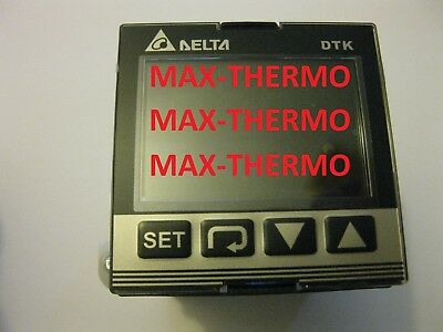 NEW IN BOX  Delta temperature controller DTK4848C12  100-240vac  OUT 4-20ma
