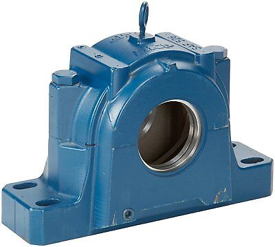 SKF FSAF 516 Spherical Roller Bearing Housing, 4 Bolts, Cast Iron, 10-5/16""