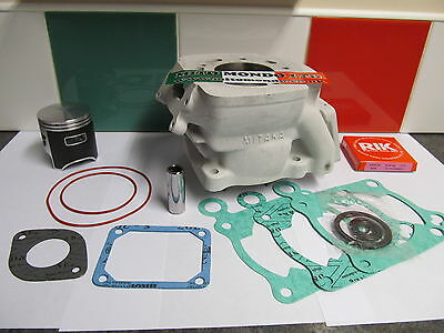 CAGIVA MITO (All) BARREL AND PISTON KIT DOMED TWIN RING/SINGLE FLAT TOP NEW