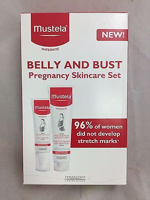 Mustela Pregnancy Belly & Bust Pregnancy Skincare Set *NEW*