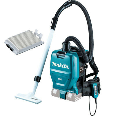 Makita XCV05Z 18V X2 36v LXT Li-Ion Brushless HEPA Backpack Vac (Tool Only) New