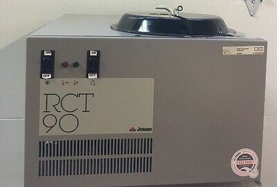 Jouan RCT 90 Refrigerated Cold Trap Tested Working