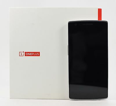 "USED - OnePlus One 16GB White (FACTORY UNLOCKED) 5.5"" Full HD ,13MP"