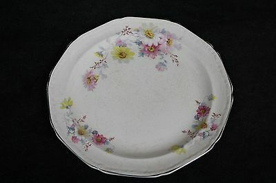 Edwin M Knowles Alice Annglow Dinner Plate