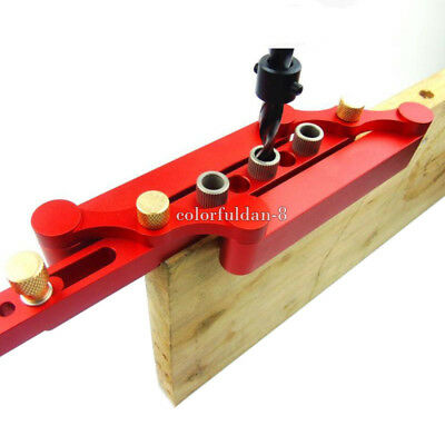 Self Centering Dowelling Jig for Metric Dowels 6/8/10mm Precise Drilling Tools