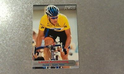 Lance Armstrong Sports Illustrated for Kids SI For Kids Cyclist #105 TD France