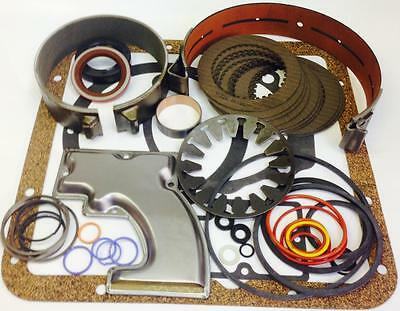 Borg Warner 35 Triumph Stag 3 Speed Automatic Transmission Deluxe Rebuild Kit