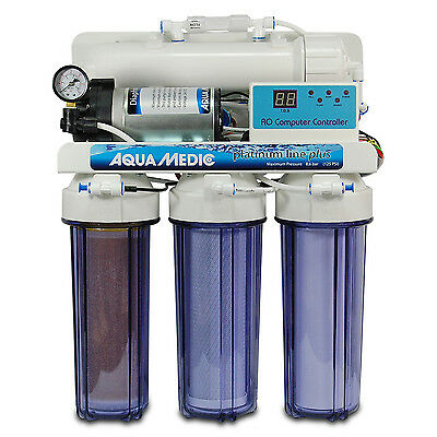 Aqua Medic Platinum Line Plus 400L / Tag for Meer- and Freshwater Aquariums