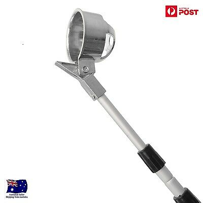 Golf Ball Retriever - Pick Up - Scoop -Extends to 2.8m