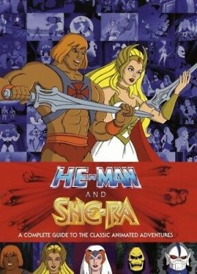 He-Man and She-Ra von James Eatock (Buch) NEU