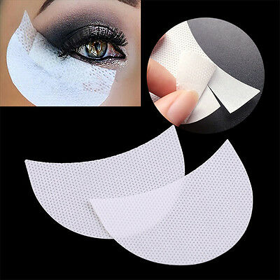 Makeup Tool Eye Shadow Shields Patches Stickers Protector Pads For Eyes Lips UK