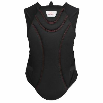 Covalliero Horse Riding Body Protector Black ProtectoSoft for Adults S 324503
