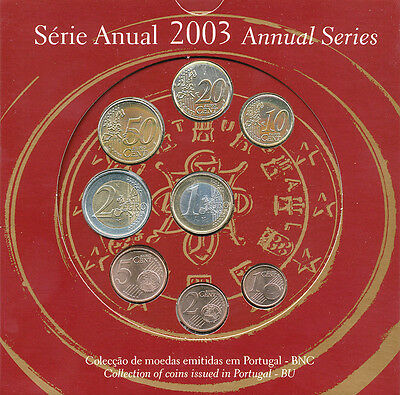 Portugal Euro-KMS 2003