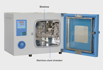 DHG-9240A Industrial Lab Drying Oven Electric Blast Drying Oven RT+10~200℃ 220V