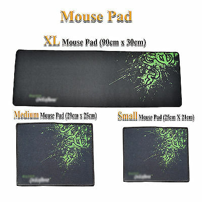 Anti-Slip Anti-Washable High Quality Fabric Mouse Mice Pad For Keyboard Laptop