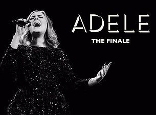 Adele - Wembley Stadium London - Pitch Standing Ga - July 02