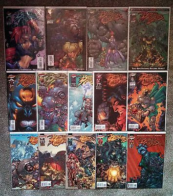 Battle Chasers Prelude & #1-9 complete set by Joe Madureira plus variant covers!