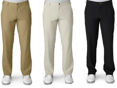 Adidas Ultimate 365 Solid Pant Mens Golf Trousers - New 2017