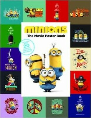 Minions: Poster Book (Minions Movie)              (Paperback)